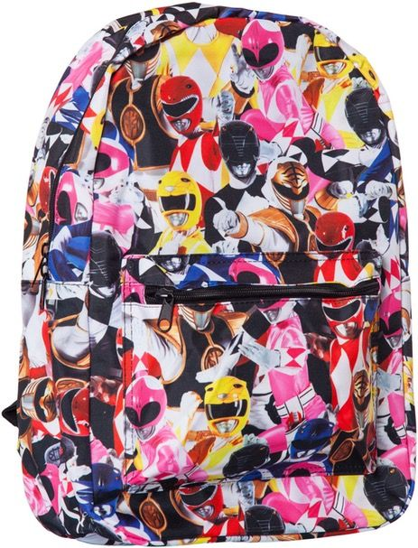 Mighty Morphin Power Rangers Backpack