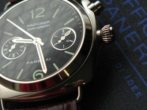 Panerai Radiomir Zerograph Chrono: Time Pieces, Time Watches, Zerograph Panerai, Watches Collection, Watches Time, Panerai Radiomir, Chrono Watches, Zerograph Chrono, Radiomir Zerograph