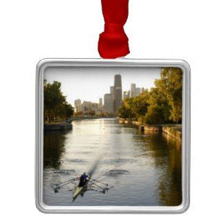 Chicago Christmas Ornament Lincoln Park
