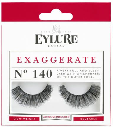 #Eylure Exaggerate No.140