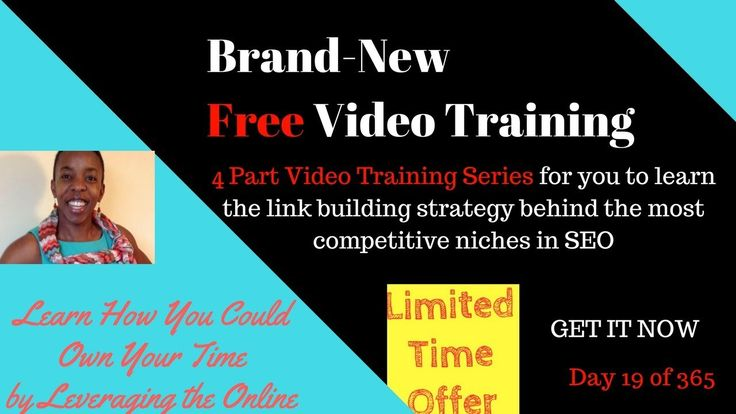 Learn The Ranking Strategy Behind The Most Competitive Niches In SEO Free video training!