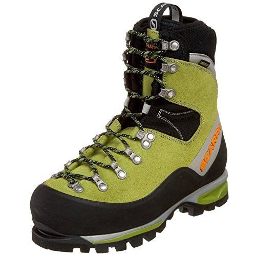 Scarpa Women's Mont Blanc GTX Mountaineering Boots & Etip Lite Gripper Glove Bundle  Scarpa Spring 2016 Line!  HDO Sport is a direct authorized dealer of Scarpa, buy with confidence!  Bundle includes 1 pair of etip lite gloves with grippers. Perfect for all year round from brisk Summer mornings or nights to driving, to being used as a liner in cold winter days so that when you need to access your phone you do not have to strip down from your heavy winter gloves down to your bare hands.