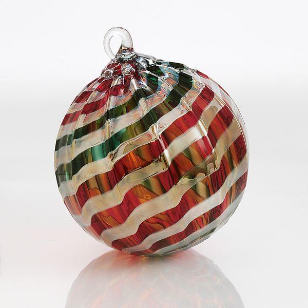 Best designer glass ornaments images on pinterest