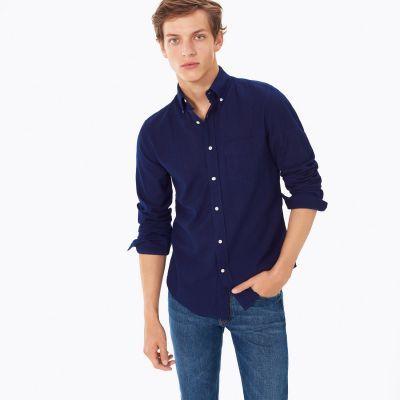 Indigo Mens Oxford Shirt GANT