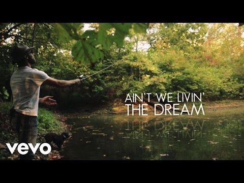 Drake White - Livin' The Dream (Lyric Video) - YouTube