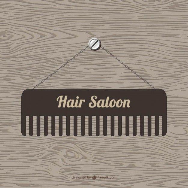 Plantilla de logo de peluquería, también #freepick jiji.