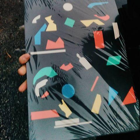 Čauko Fulla (plagáty pre galériu Ľudovíta Fullu v Ružomberku-fragmenty diela Slovenské príslovia a porekadlá) . . . #work #done #ludovitfulla #sng #modernart #graphicdesign #fragments