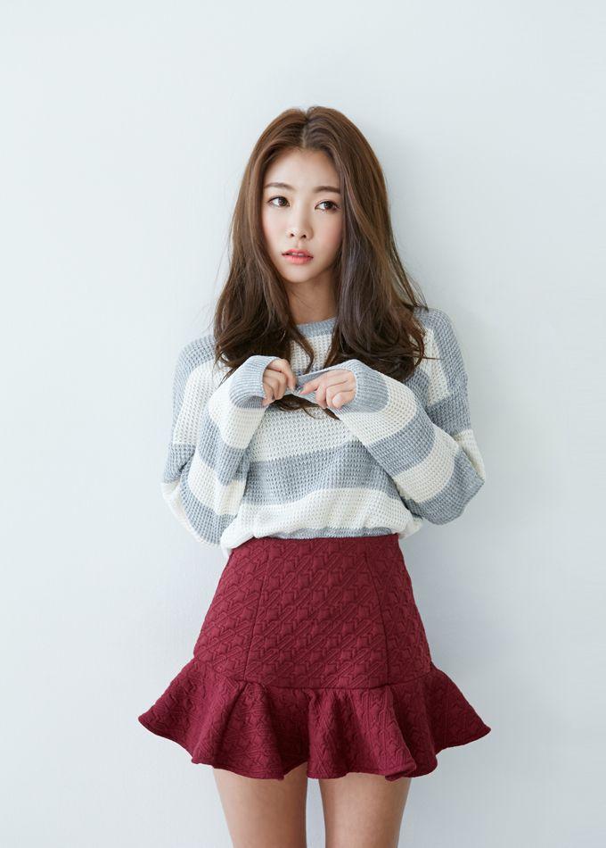 Fashion style Korean Cute fashion for woman