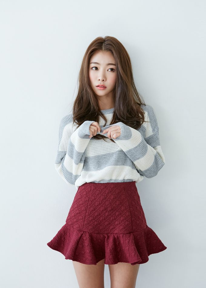 Korean fashion - ulzzang - ulzzang fashion - cute girl - cute outfit - seoul style - asian ...