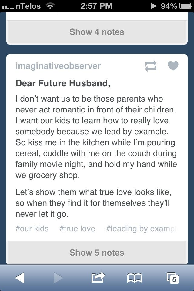 Essay about my future husband