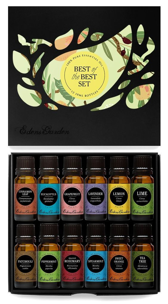 Essential Oil- Beginners Best of the Best Aromatherapy Gift Set- (100% Pure Therapeutic Grade Essential Oils) 12/ 10 ml * Insider's special review you can't miss. Read more  : NOW essential oils