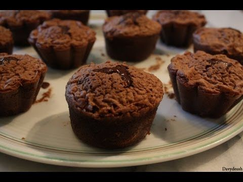 You want to make the delicious french chocolate fondants ? Here the recipe !  #recipe #delicious #yummy #tasty #cooking