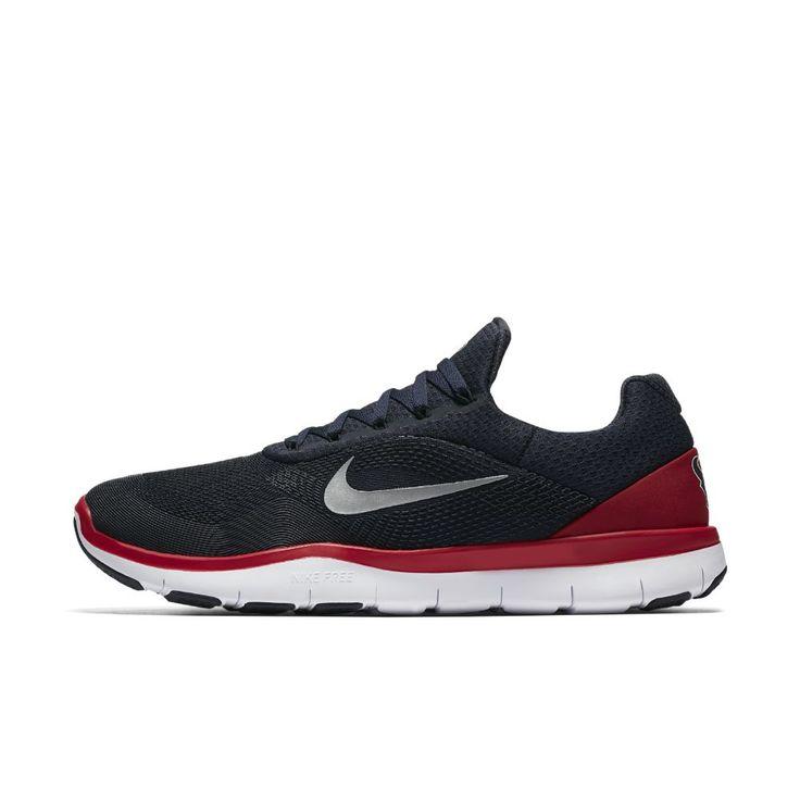 Nike Free Trainer V7 (NFL Texans) Men's Training Shoe Size 10.5 (Blue)