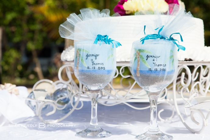 Jamaican Candles For Your Wedding Favors In Jamaica