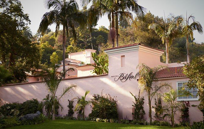 The Hotel Bel-Air's Second Act : Architectural Digest