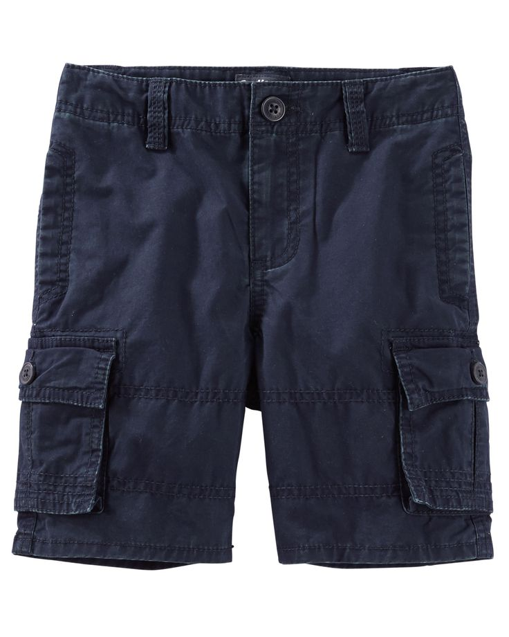 Toddler Boy Cargo Shorts from OshKosh B'gosh. Shop clothing & accessories from a trusted name in kids, toddlers, and baby clothes.