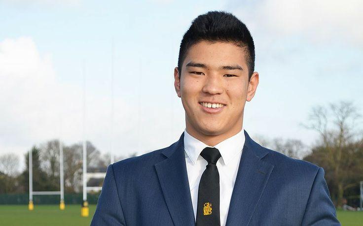 NatWest Schools Cup: Hampton School captain Akira Takenaka speaks ahead of Campion School match