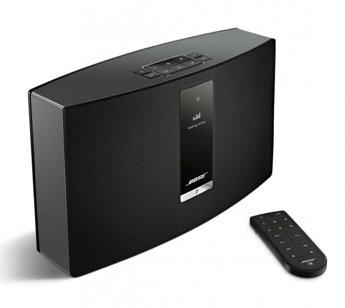 The Bose® SoundTouch® 20 Series 2 is a perfect one-piece Wi-Fi music system that fills your room with excellent sound having richness and depth.