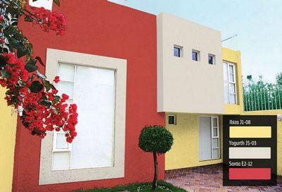 colores bonitos para pintar una casa por fuera