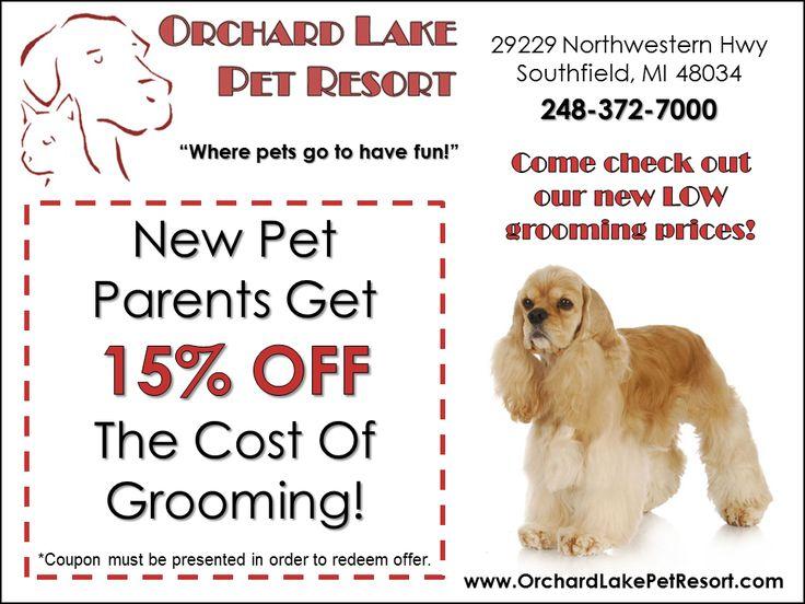 Dog Grooming Oakland County Mi