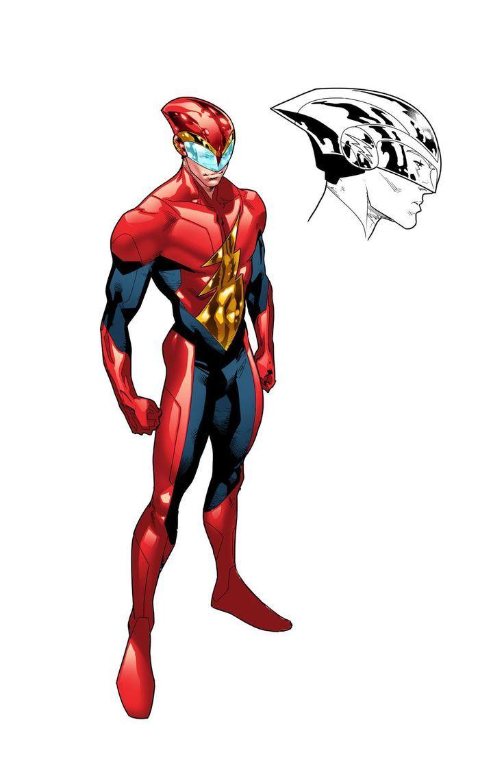 Les 113 meilleures images du tableau the flash sur - Super hero flash ...