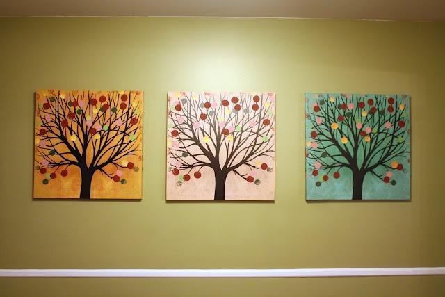 40 Best Tree Art For Ashley Images On Pinterest
