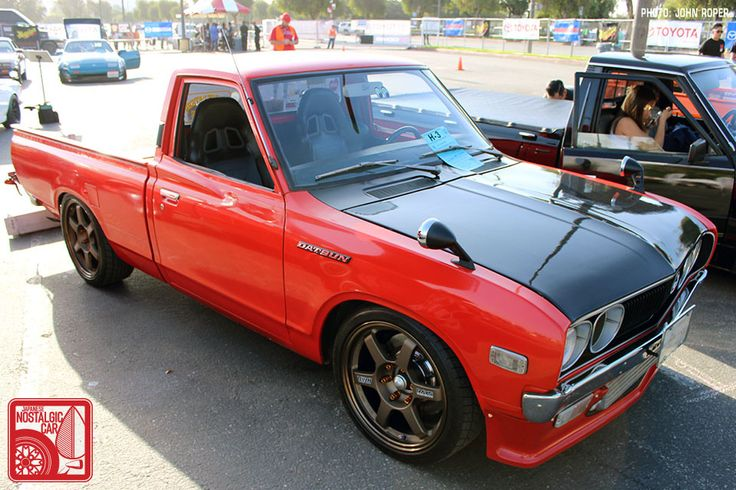 datsun 620 | mini-truck revival. | datsun dreams | Pinterest