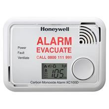 XC100D Digital Carbon Monoxide Alarm