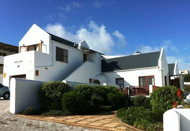 Limestone+House