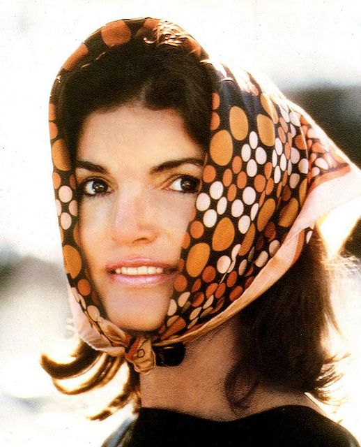 """If you produce one book, you will have done something wonderful in your life."" Jacqueline Kennedy Onassis"