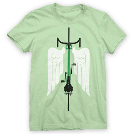 Luv it.  Cycling shirt.