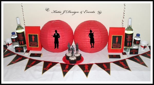 Paper Lanterns #1920s #Gangster #Fapper #18th #21st #30th #HensNight #BacheloretteParty #ladies #PartyDecorations #Heels #Martini #GirlsNightOut #Hens #Night #Bachelorette #Divorce #Birthday #Bunting #Party #Decorations #Ideas #Banners #Cupcakes #WallDisplay #Wine #Labels #PartyBags #Invites #KatieJDesignAndEvents #Personalised #Creative