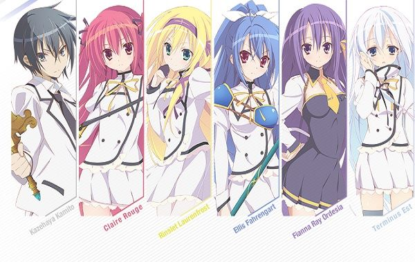 Sentai Filmworks have acquired the licence for Seirei Tsukai no Blade Dance (Bladedance of Elementalers), which will begin airing in two days time.
