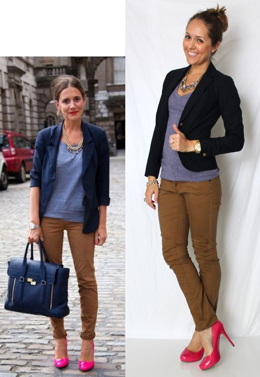 1000  ideas about Brown Pants on Pinterest | Pink Sandals, Cream ...