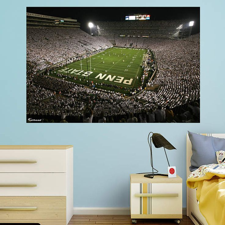 25 best ideas about beaver stadium on pinterest penn for Beaver stadium wall mural