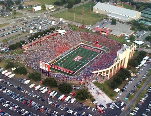Ul Lafayette Football Stadium Cajun Cher Pinterest