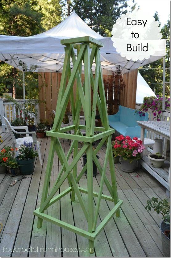 Make an Easy Obelisk 2