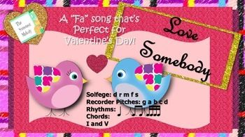 valentine song chords