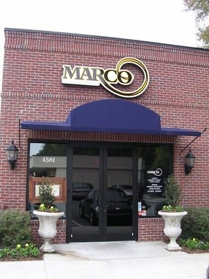go Italian: Marco #Italian #Restaurant in #Macon, GA