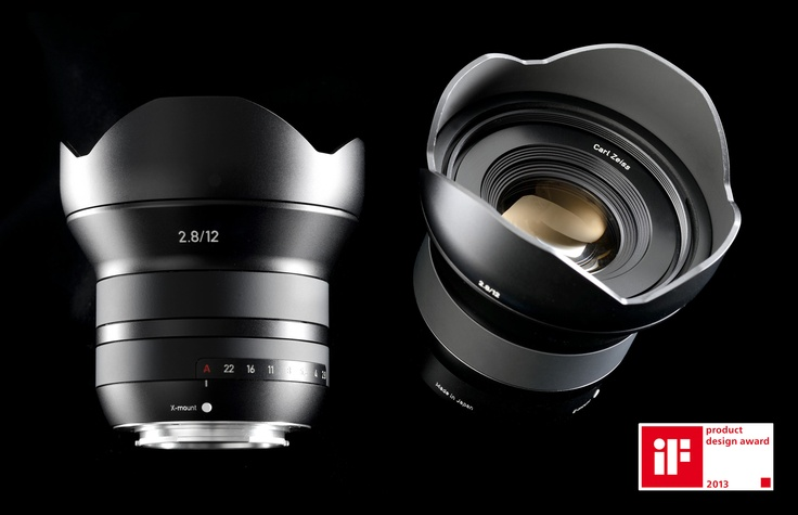 #ZEISS autofocus lens for mirrorless system cameras from Sony and Fujifilm X