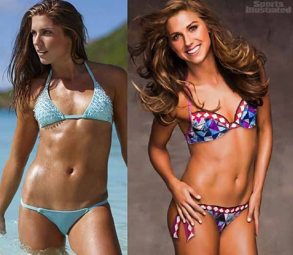 Top 10 Hottest Female Footballers In The World 2016