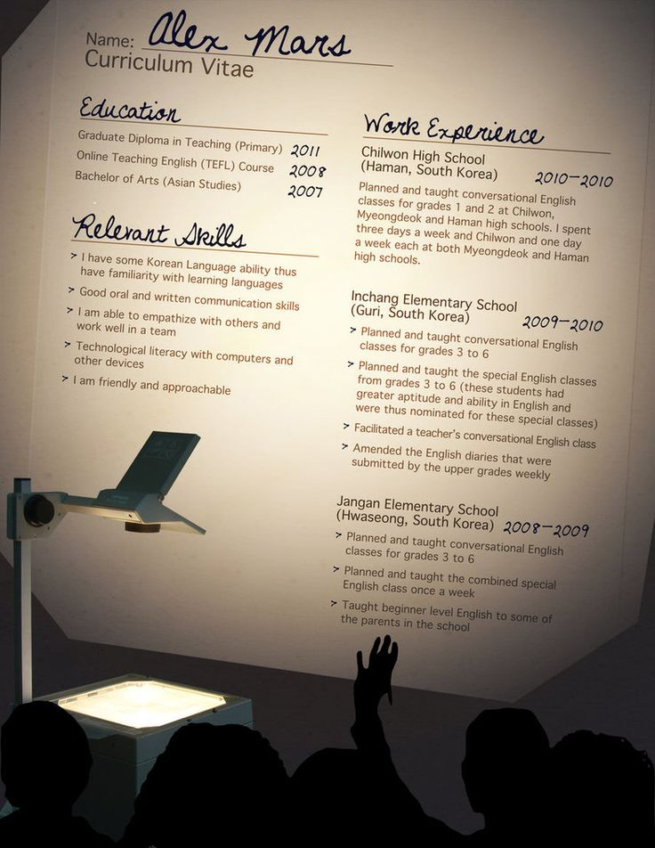 30 best images about resumes the best ones on pinterest graphic
