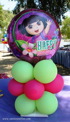 79 best Dora party images on Pinterest 2nd birthday Anniversary