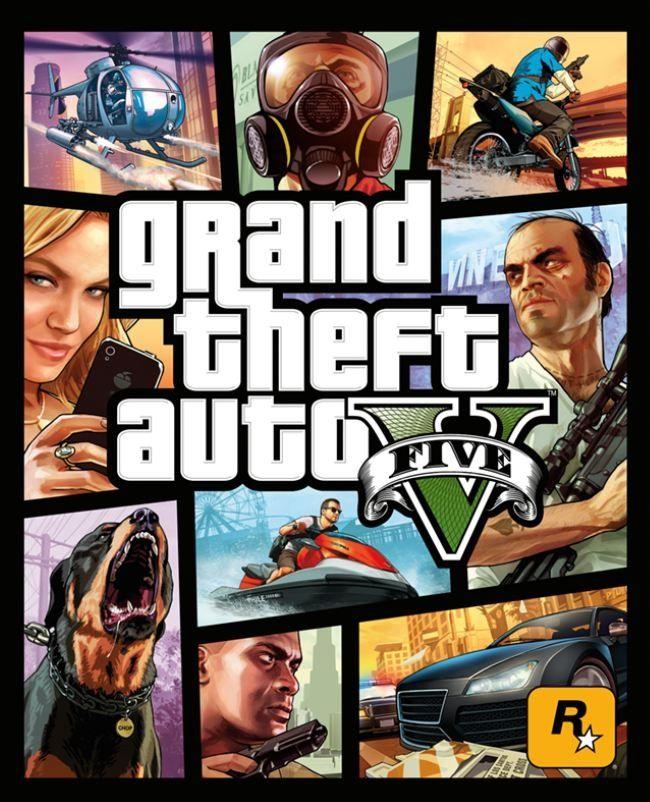 GTA 5 PS4 XBONE Review