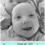 Tongue Tied and Breastfeeding- part of #LatchOnLinkUp celebrating National #breastfeeding Month