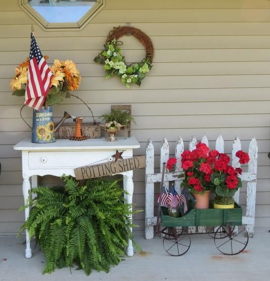 Front Porch Decorating: Best 25+ Country Porches Ideas On Pinterest