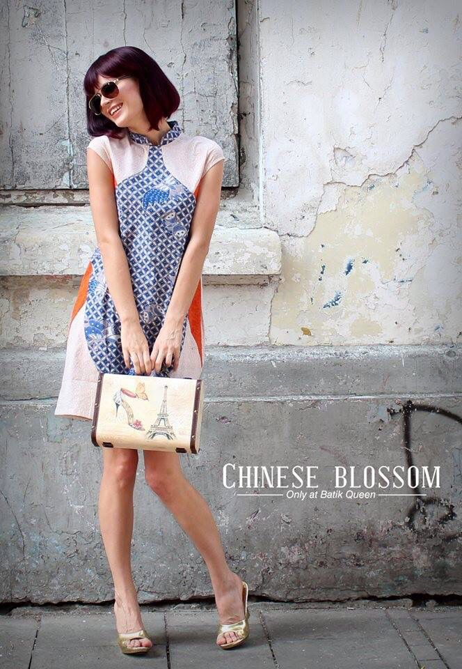 BQ Oriental Get your oriental batik only @BATIK QUEEN