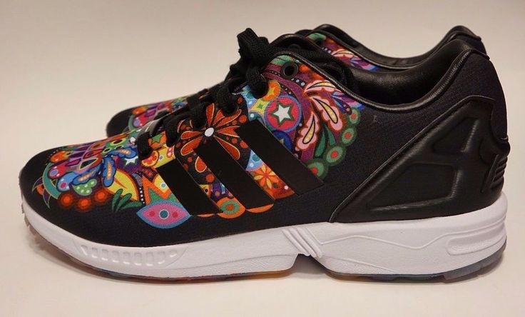 Adidas Torsion ZX Flux Size 10 Multicolor sneakers AQ5460 #adidas #Walking #sneakers #shoes