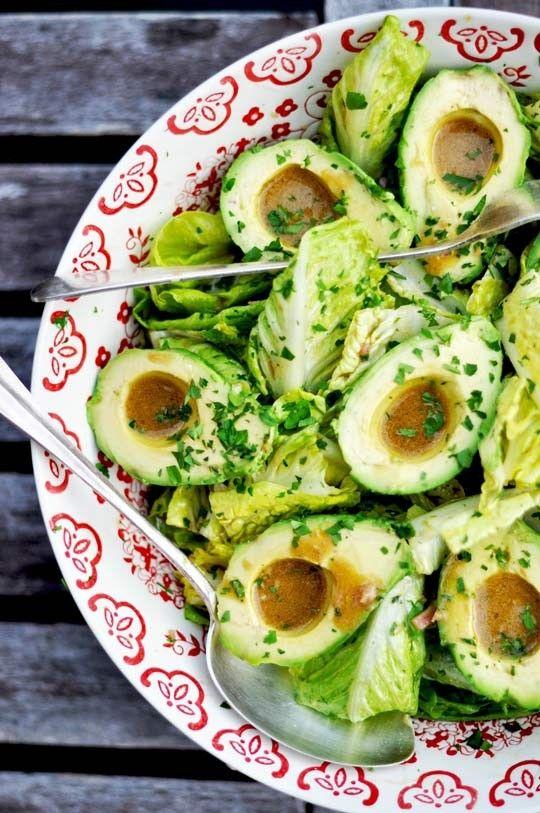 squaremeal:(via sanguinary culinary. / Avocado Salad)