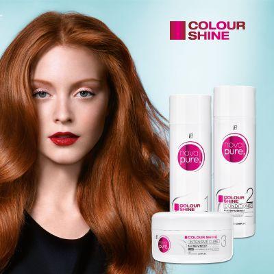 Σετ Μαλλιών Color Shine LR